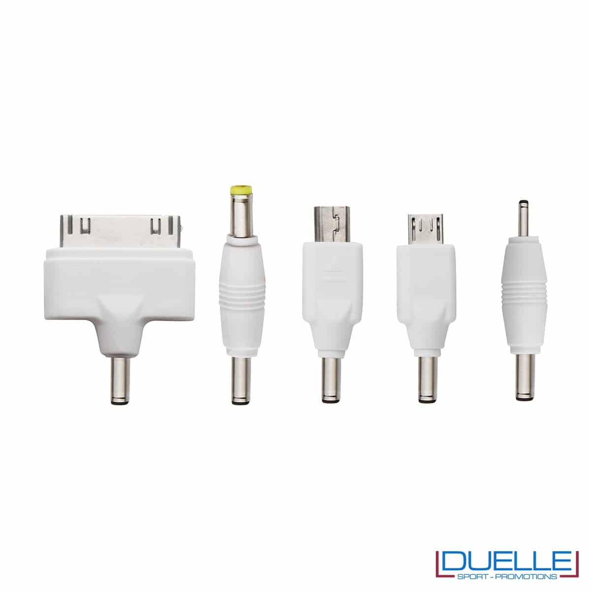 Connettori per caricabatteria USB LED