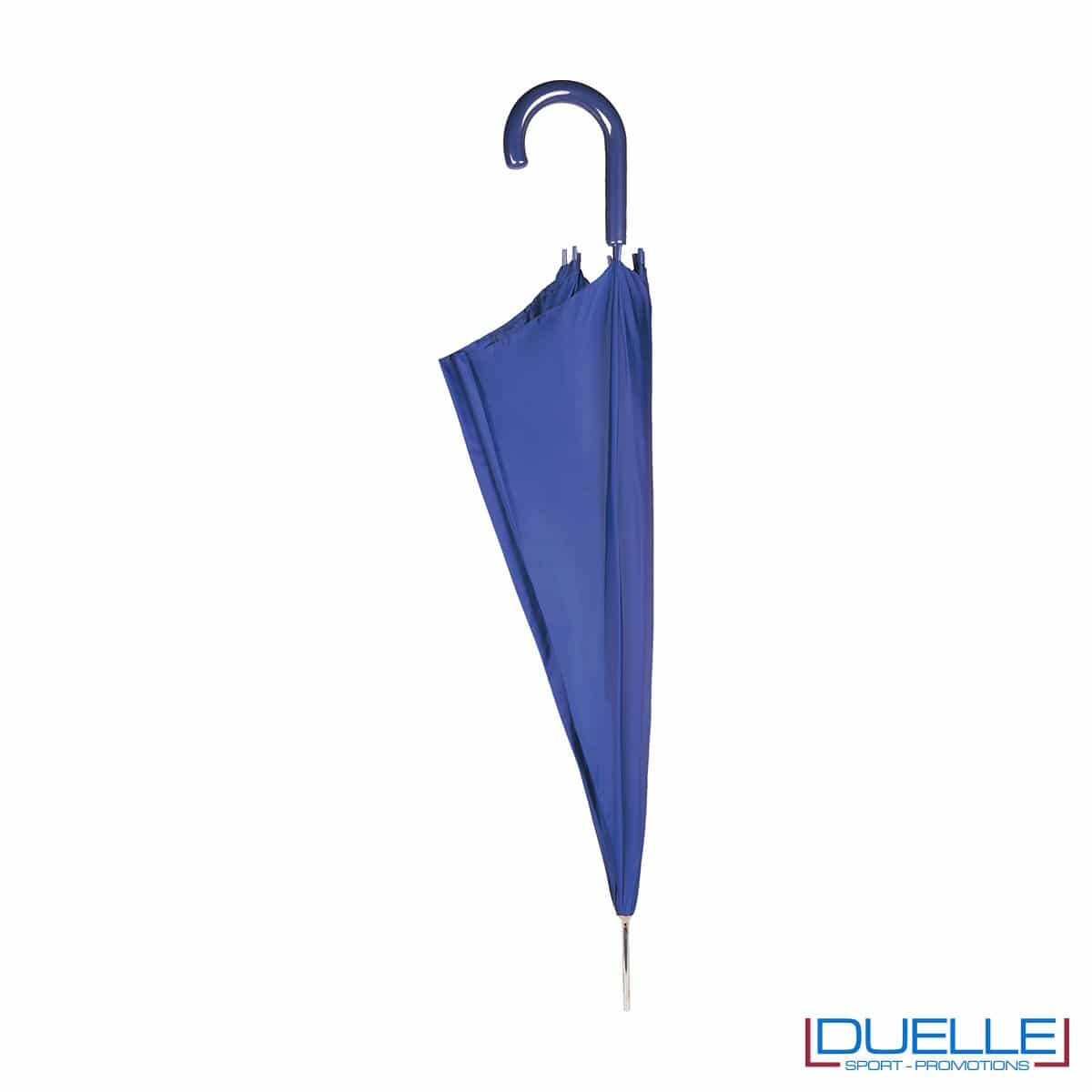 Ombrello personalizzato colore blu