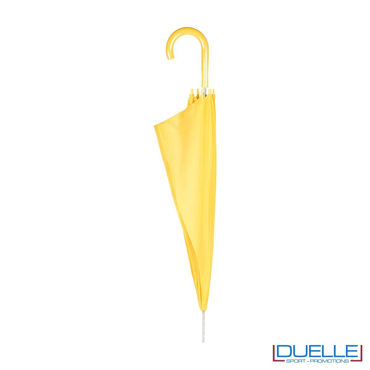 Ombrello personalizzato colore giallo