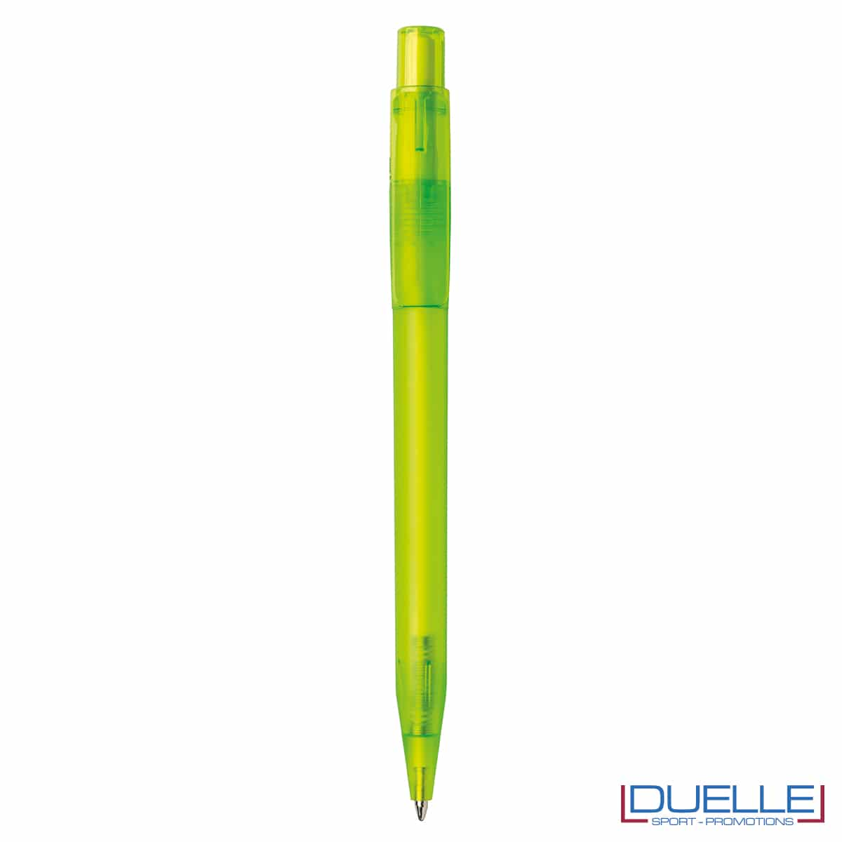 Penna colore verde lime