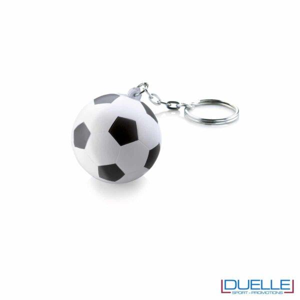 Portachiavi antistress pallone di calcio personalizzato