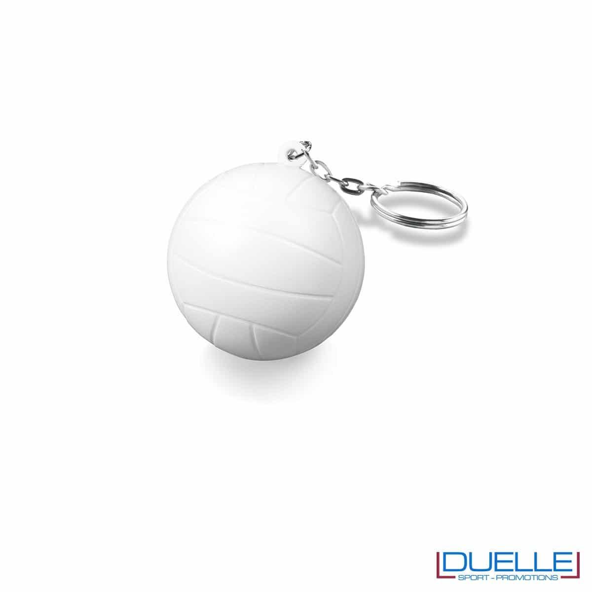 Portachiavi pallavolo personalizzato con stampa