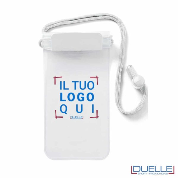 Porta cellulare impermeabile personalizzato