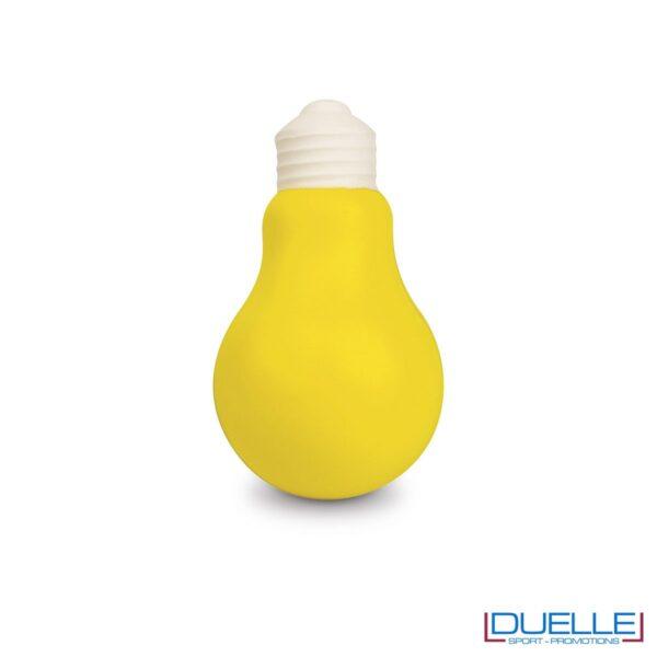 Antistress lampadina personalizzabile