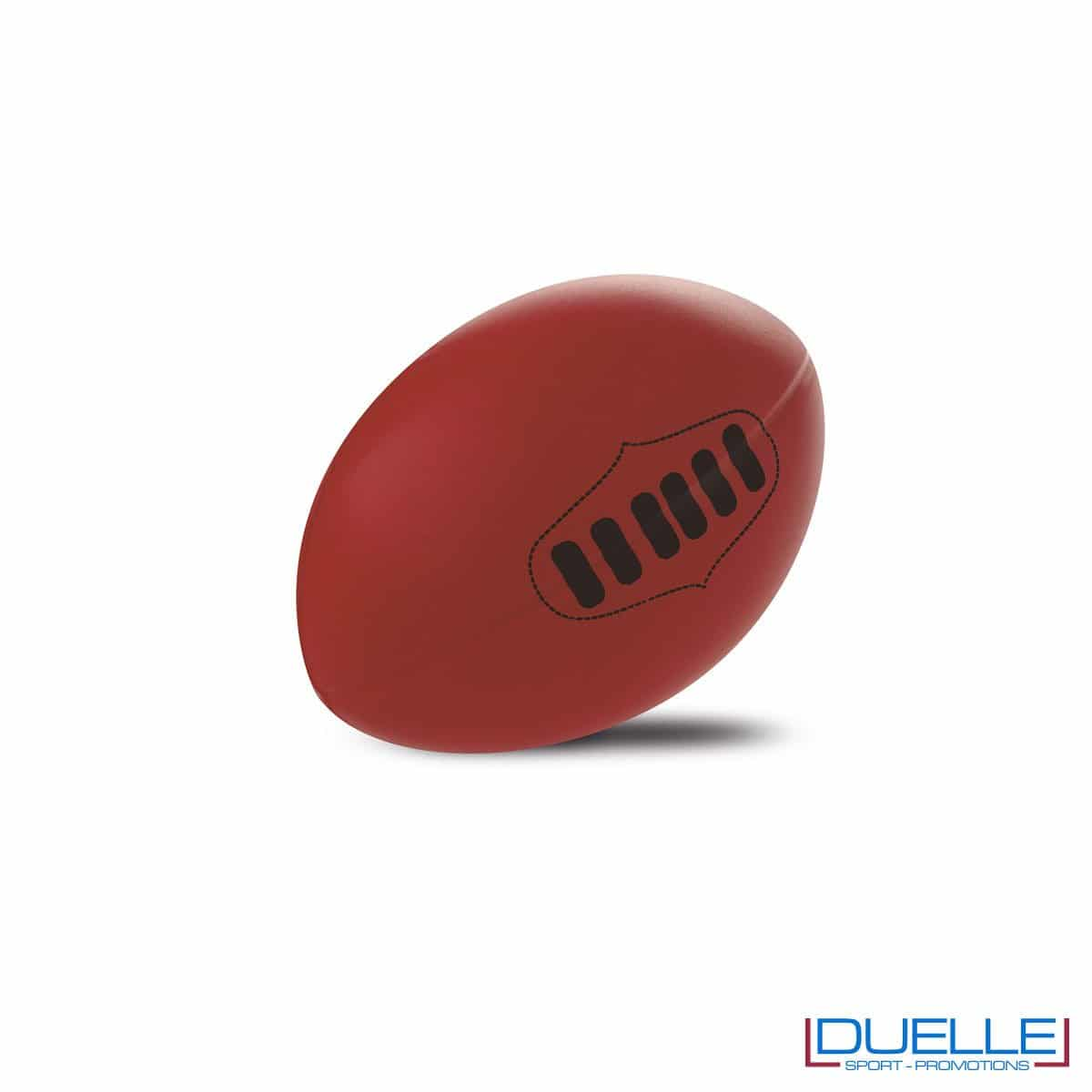 Pallone Rugby Antistress personalizzabile con stampa