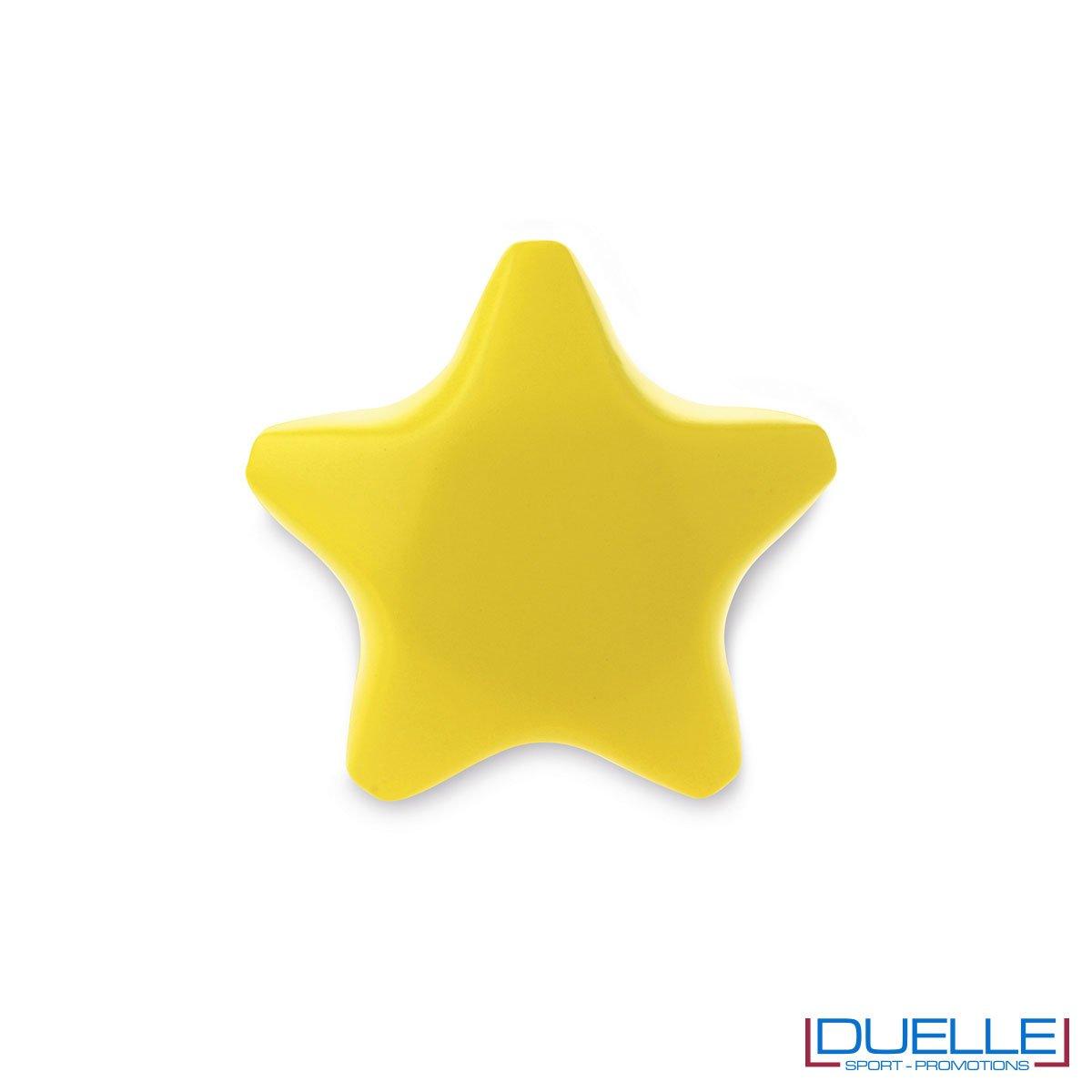 Antistress stella personalizzabile con stampa colorata