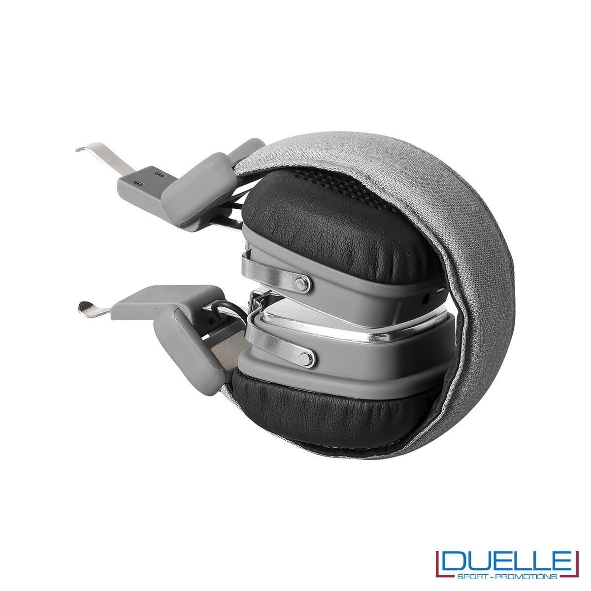 Cuffie ripiegabili con tecnologia bluetooth per smartphone