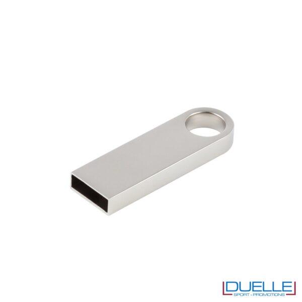 Chiavetta USB in metallo compatta