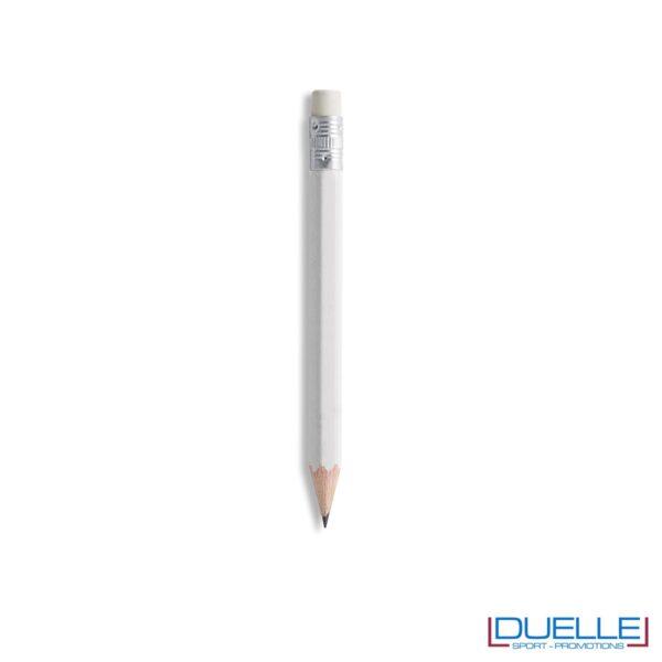 matitina personalizzata in colore bianco