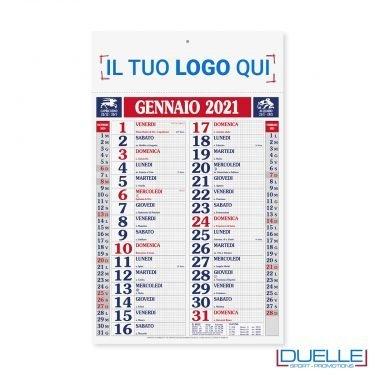 Calendario olandese personalizzato 2020