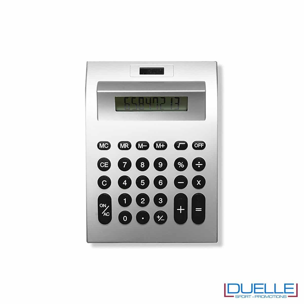 Calcolatrice personalizzata con tasti gommati