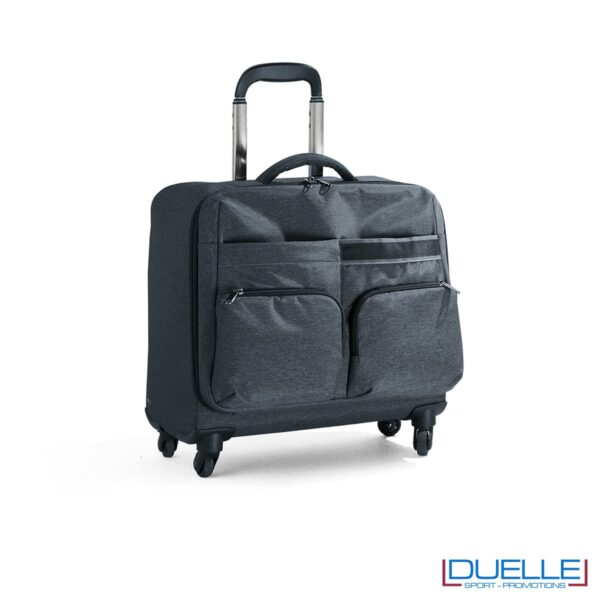 Trolley porta laptop personalizzato
