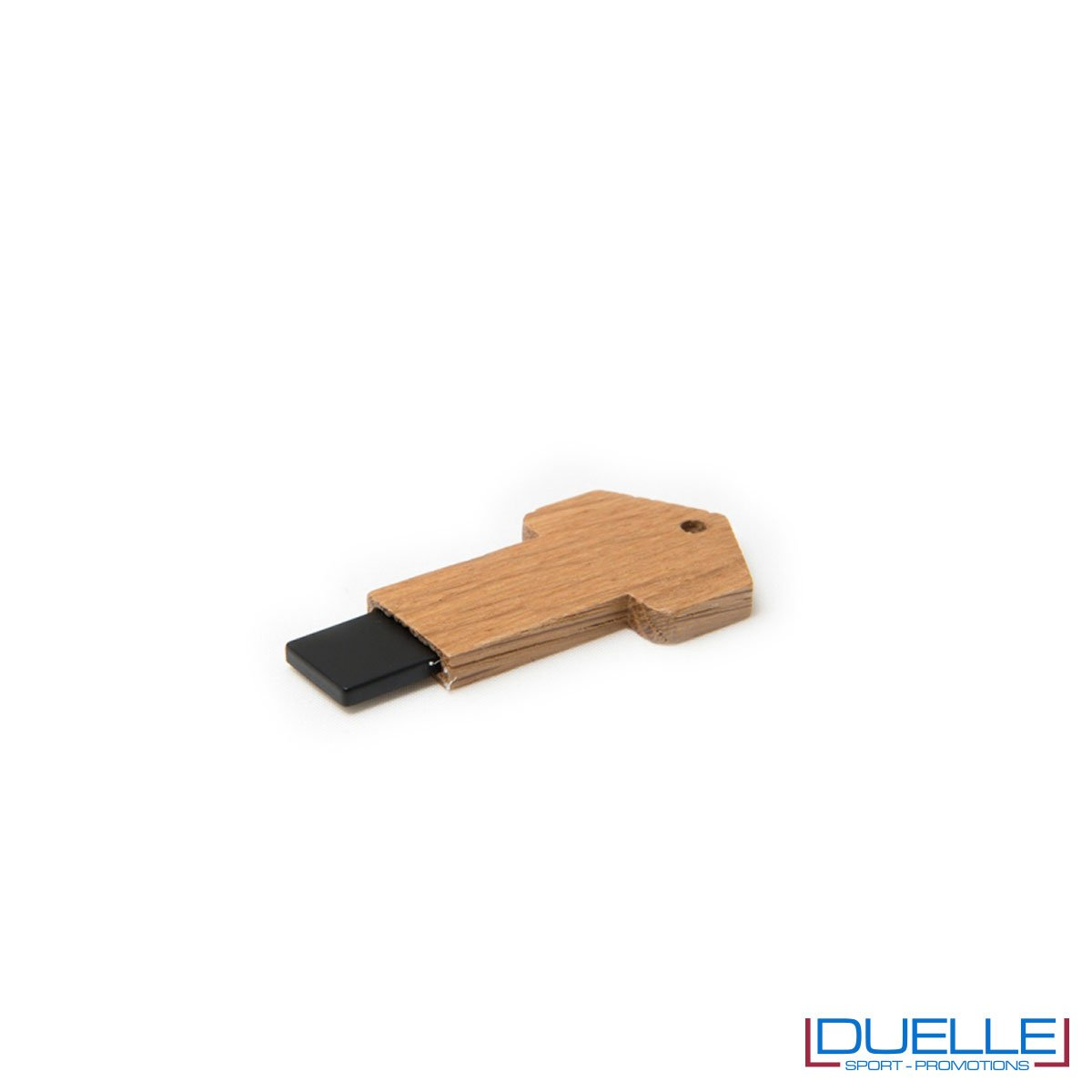 Pen drive USB in legno personalizzabile con incisione laser