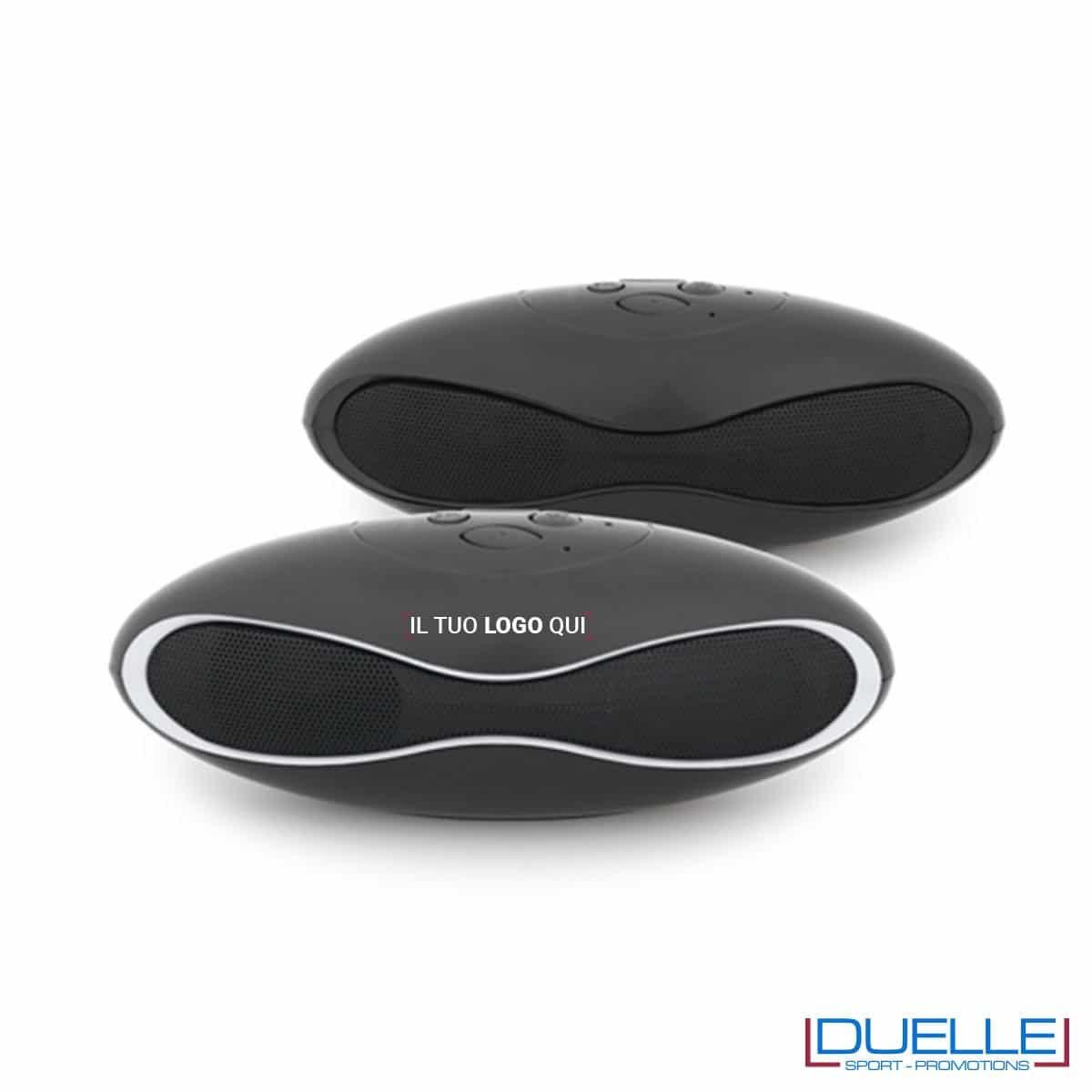 Cassa audio personalizzata bluetooth con microfono