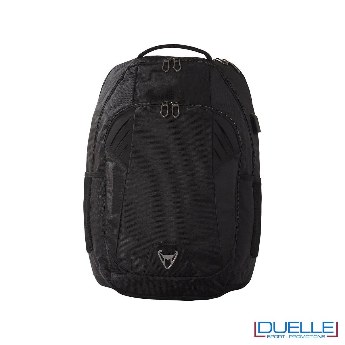 Zaino porta laptopo personalizzabile con lucchetto TSA
