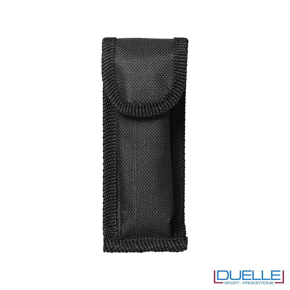 Custodia per coltellino 12 funzioni tascabile personalizzato