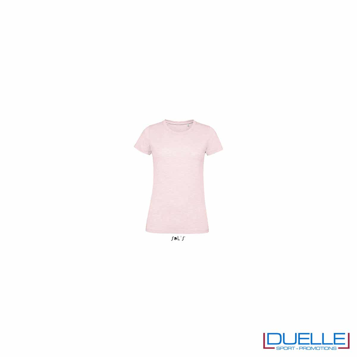 maglietta rosa chiaro fit donna