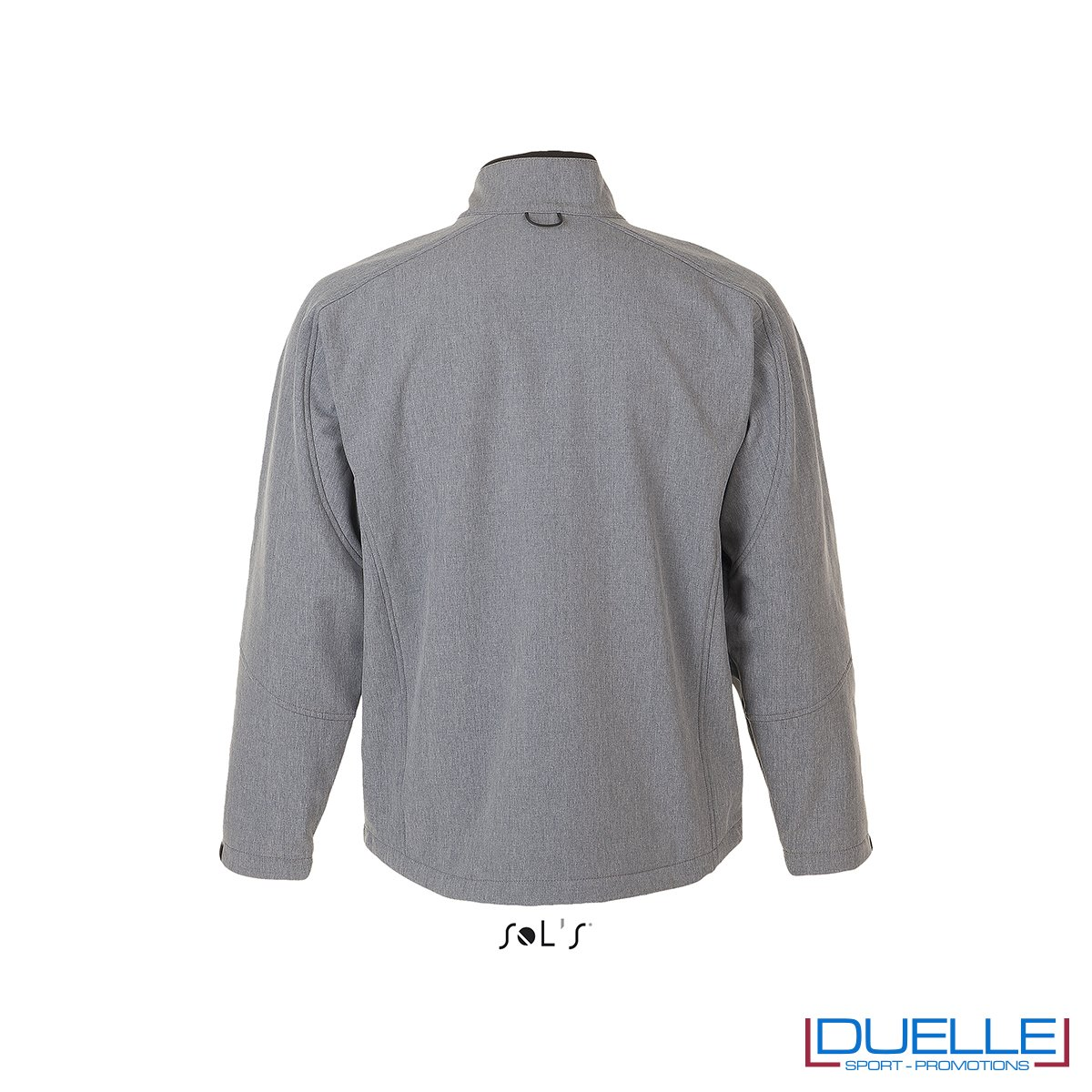 Schiena giacca softshell 3 strati