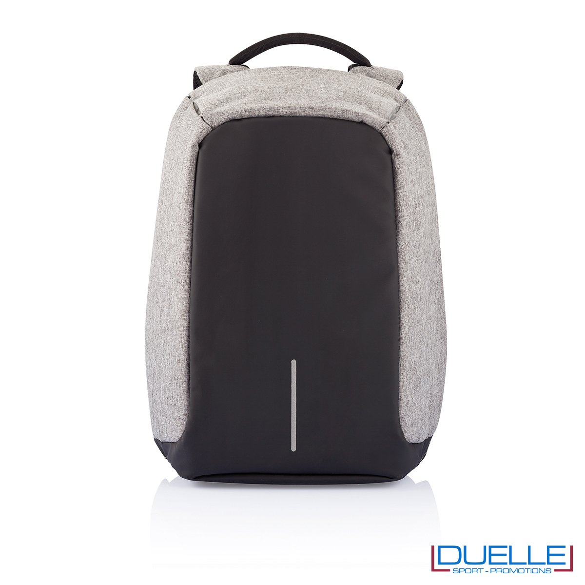 Sicuro zaino bobby antitaccheggio porta tablet e porta computer personalizzato con stampe o ricami