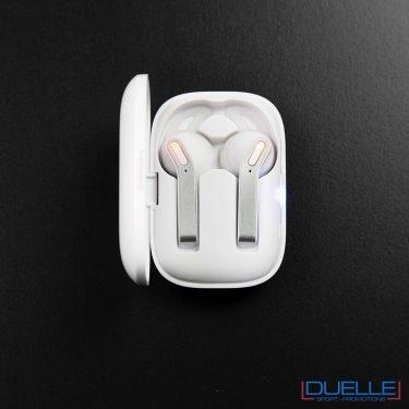 Auricolari bluetooth personalizzabili con stampa o incisione