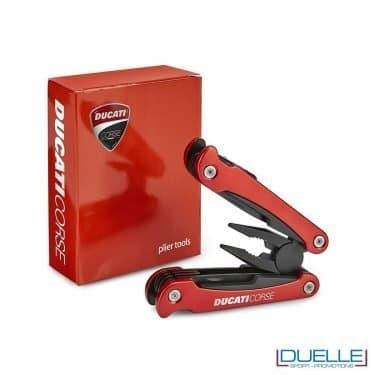 confezione regalo utensile multiuso Ducati Corse personalizzato