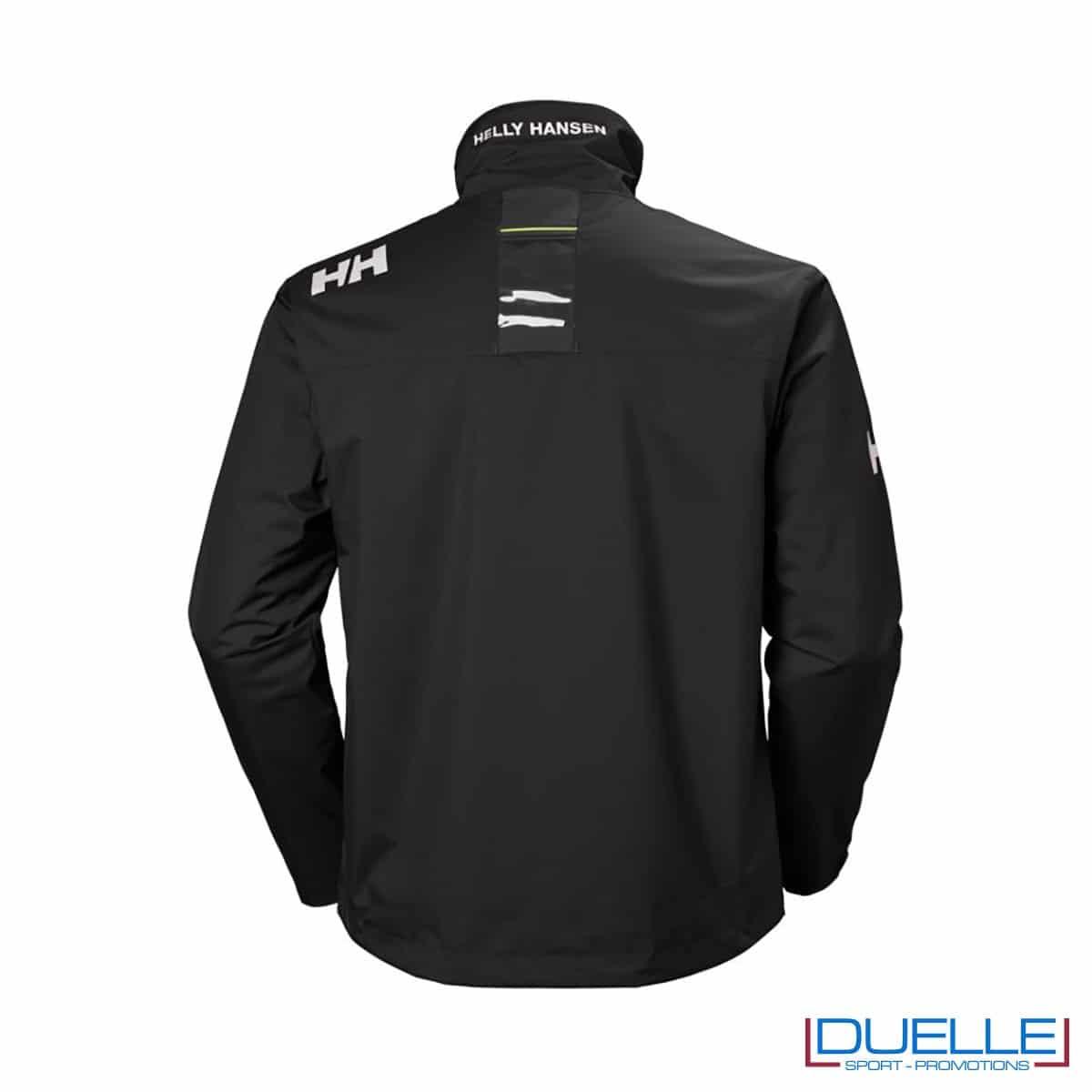 Helly Hansen Crew Midlayer jacket personalizzata colore nero