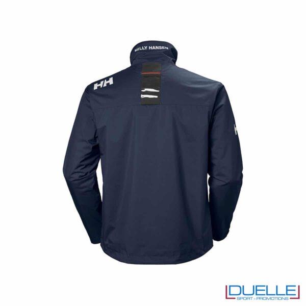 Giacca impermeabile Blu navy