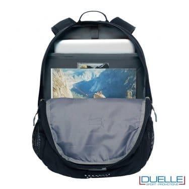 Zaino Borealis North Face personalizzato interno porta laptop