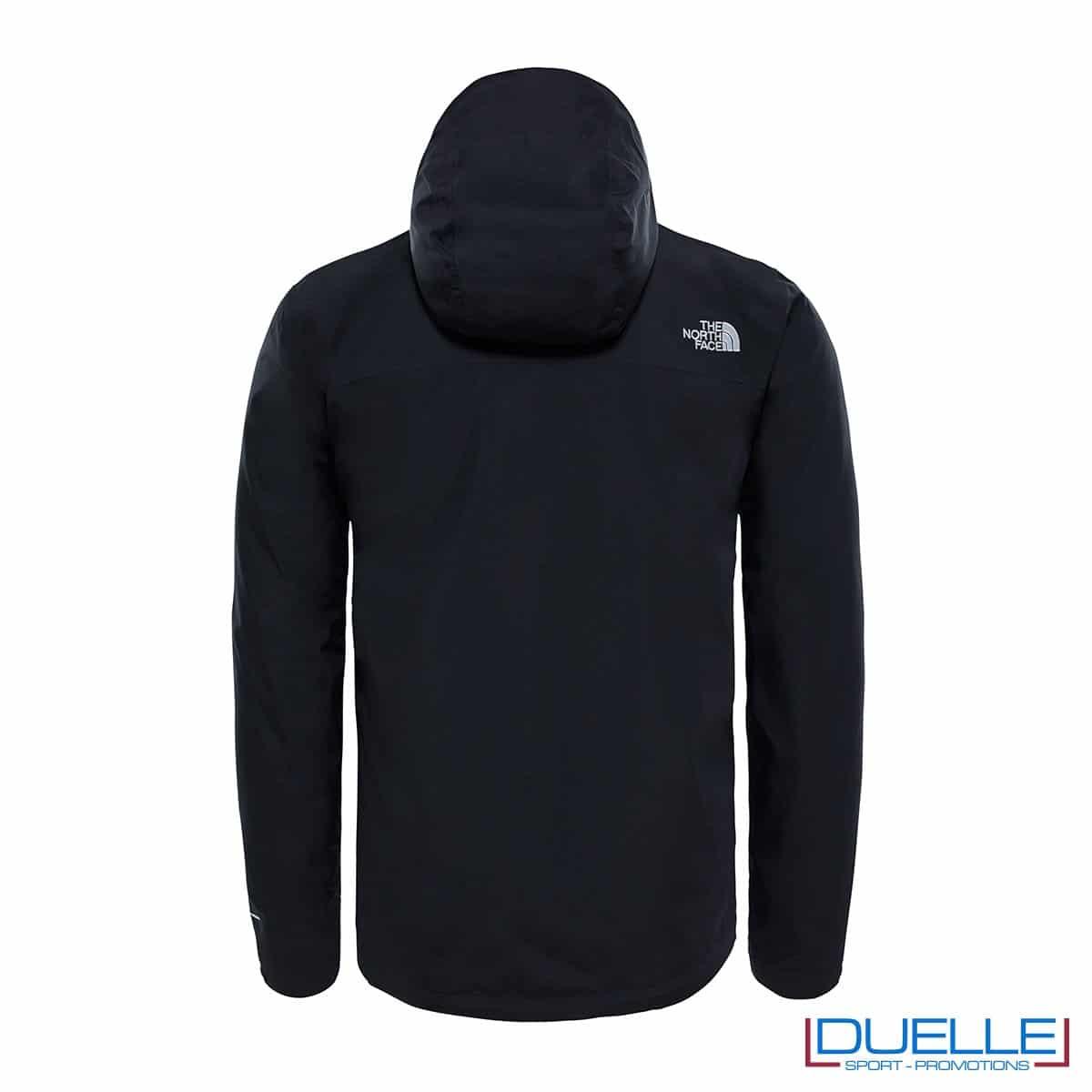 The North Face giacca Sangro personalizzata colore nero