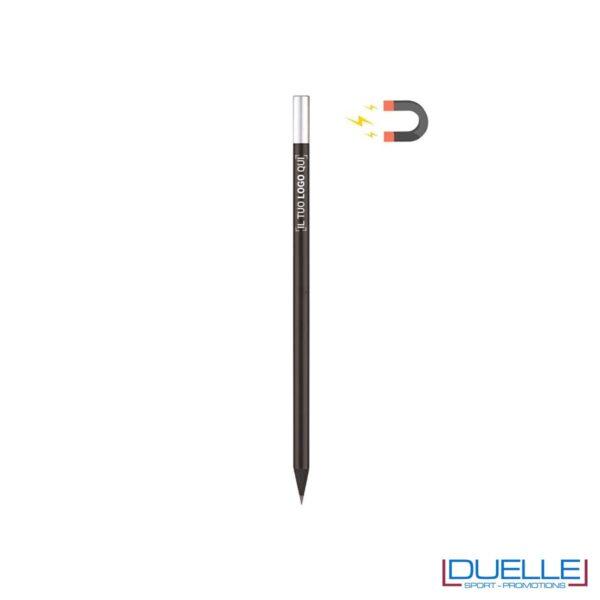matita con calamita personalizzata colore argento