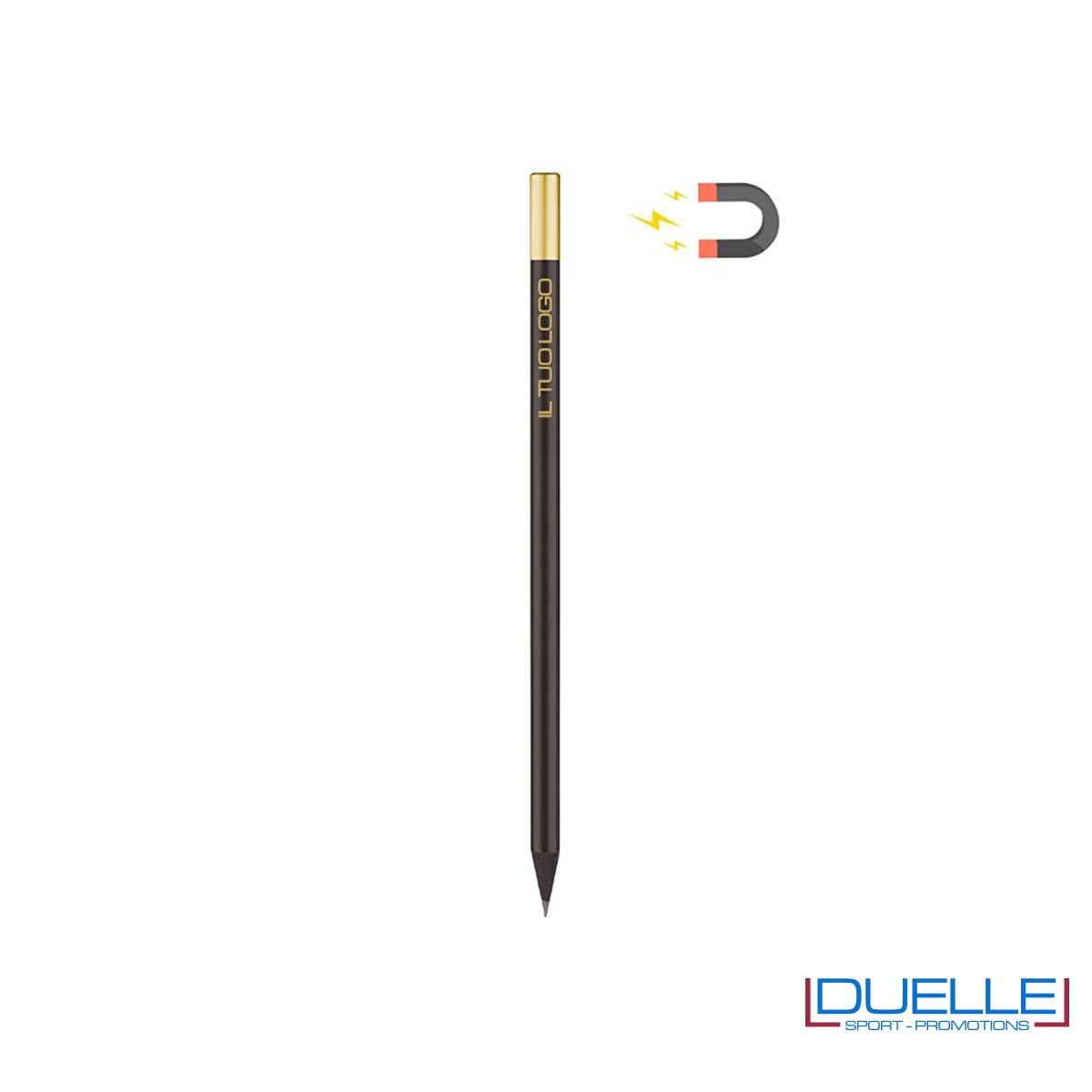 matita con calamita personalizzata colore oro