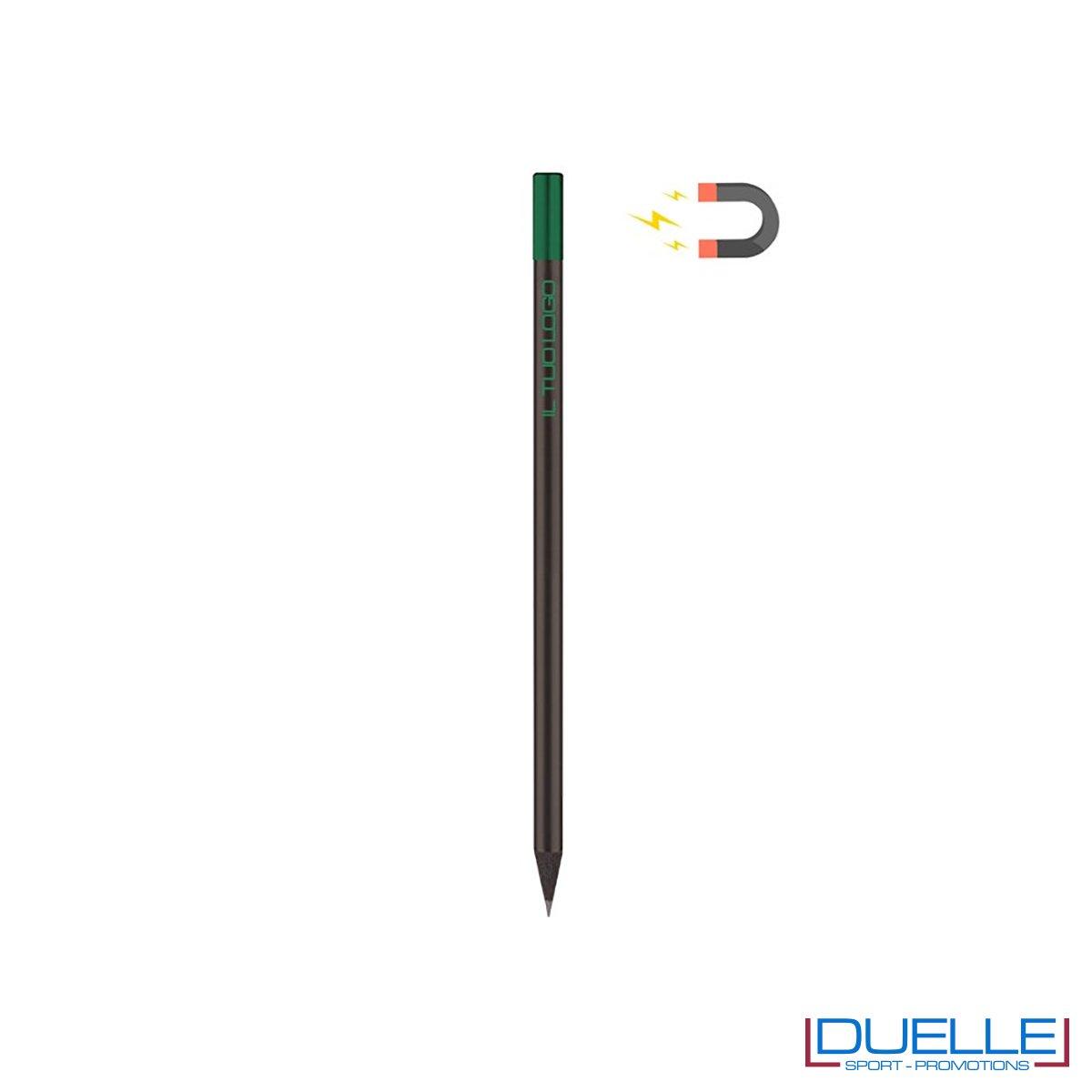 matita con calamita personalizzata colore verde