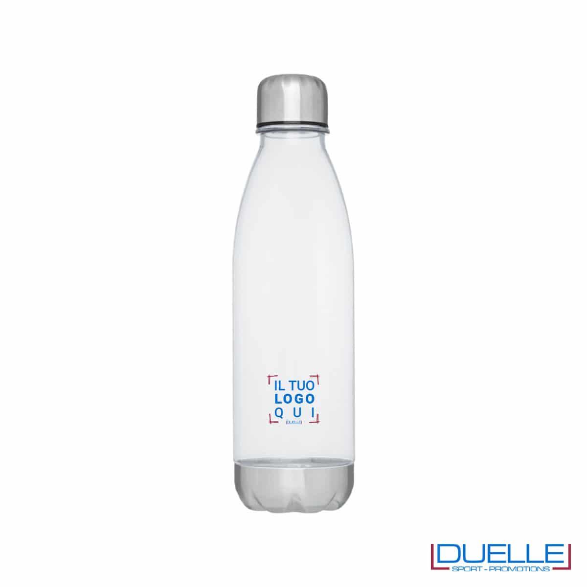 bottiglia personalizzata in tritan trasparente 685ml