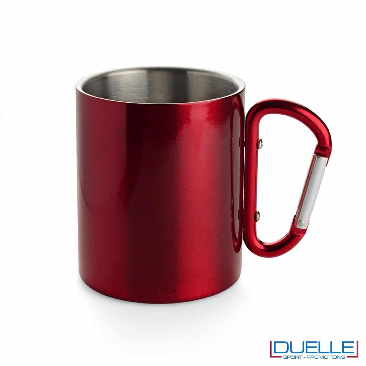 tazza per backpack rossa