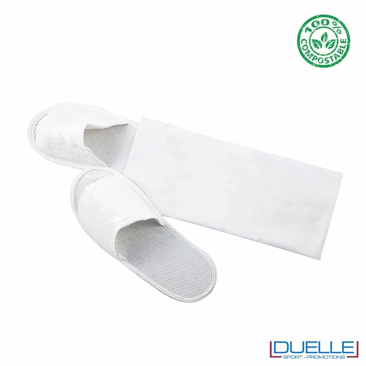 Ciabatte biodegradabili riciclabili personalizzate