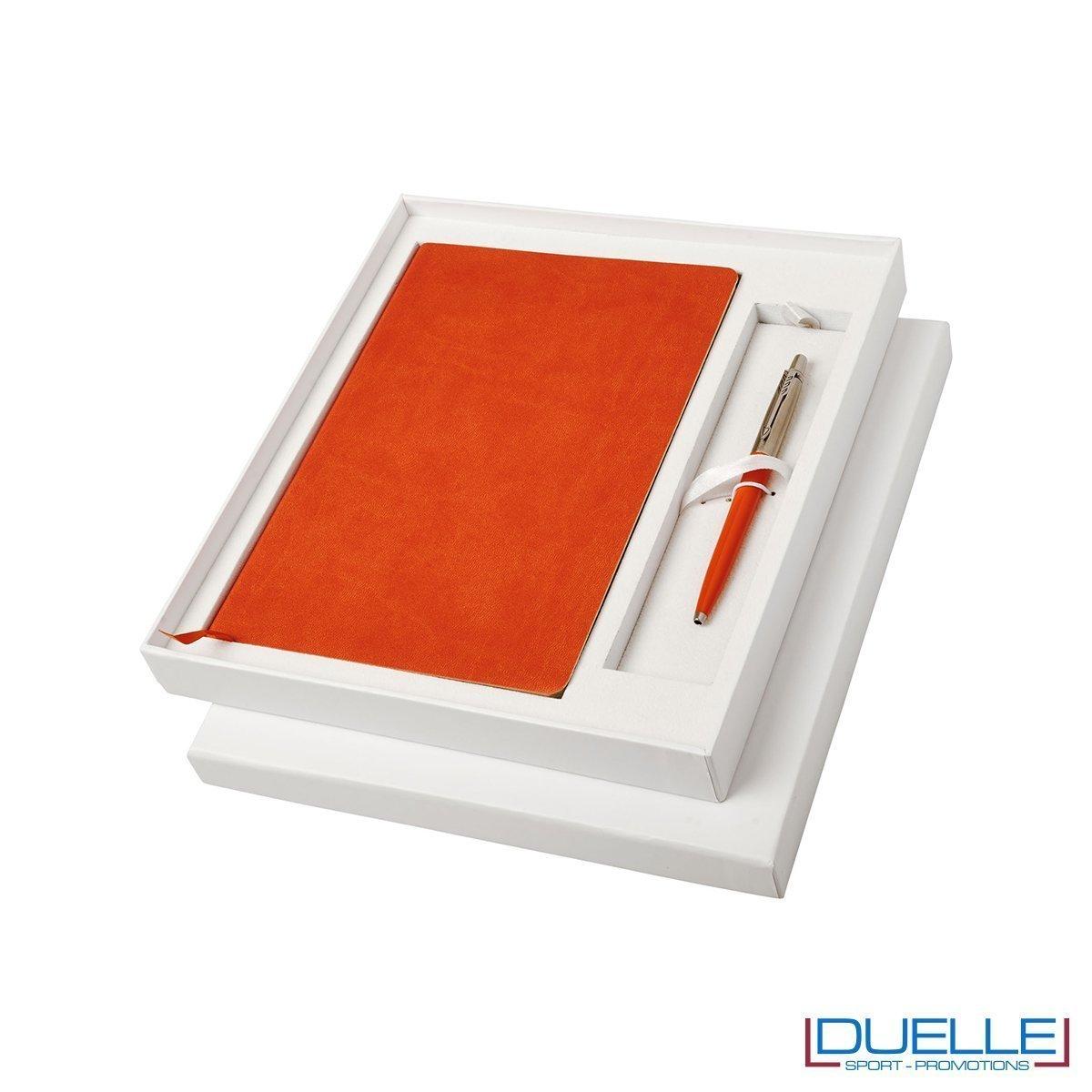 confezione regalo Parker Originals Arancione