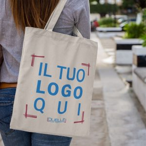 shopper con logo