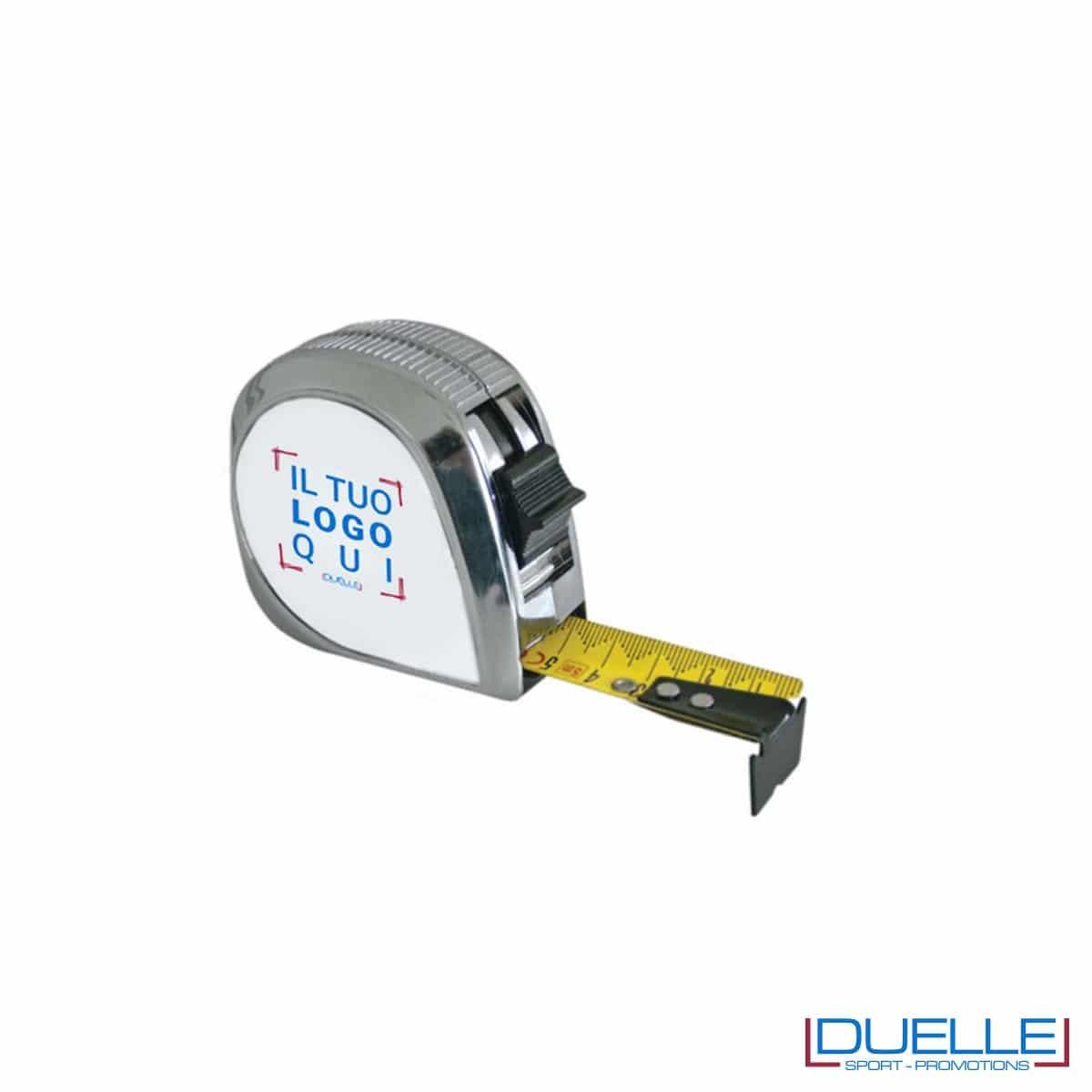 Flessometro con lettura facilitata Metrica personalizzato con stampe colorate