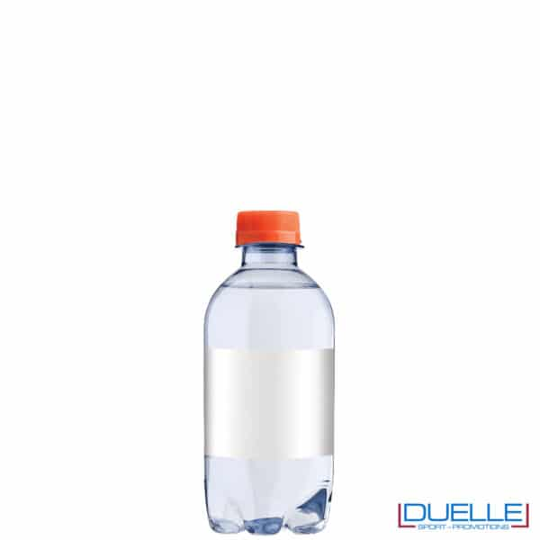 Bottiglietta acqua arancione