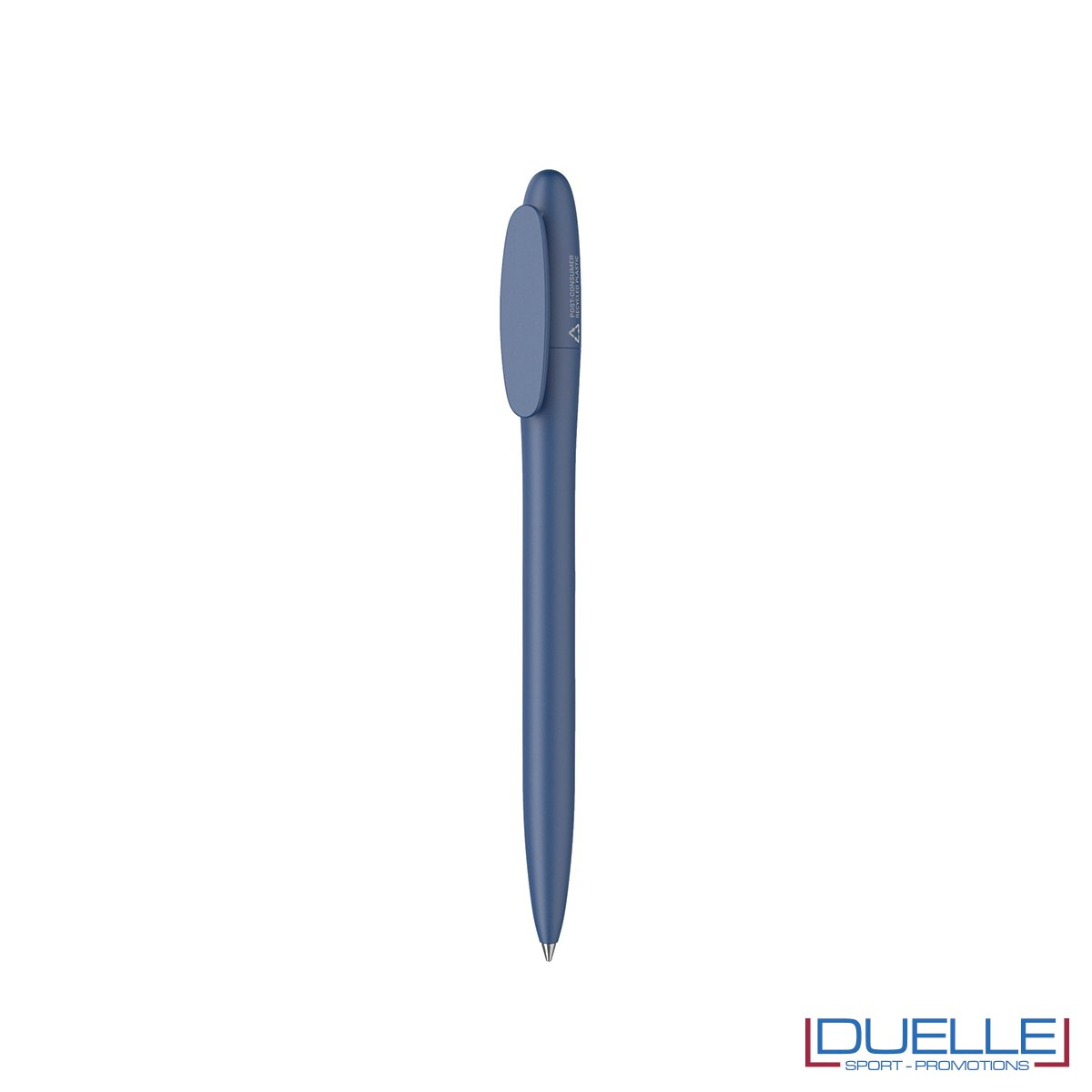 penna ecologica economica made in italy in colore blu