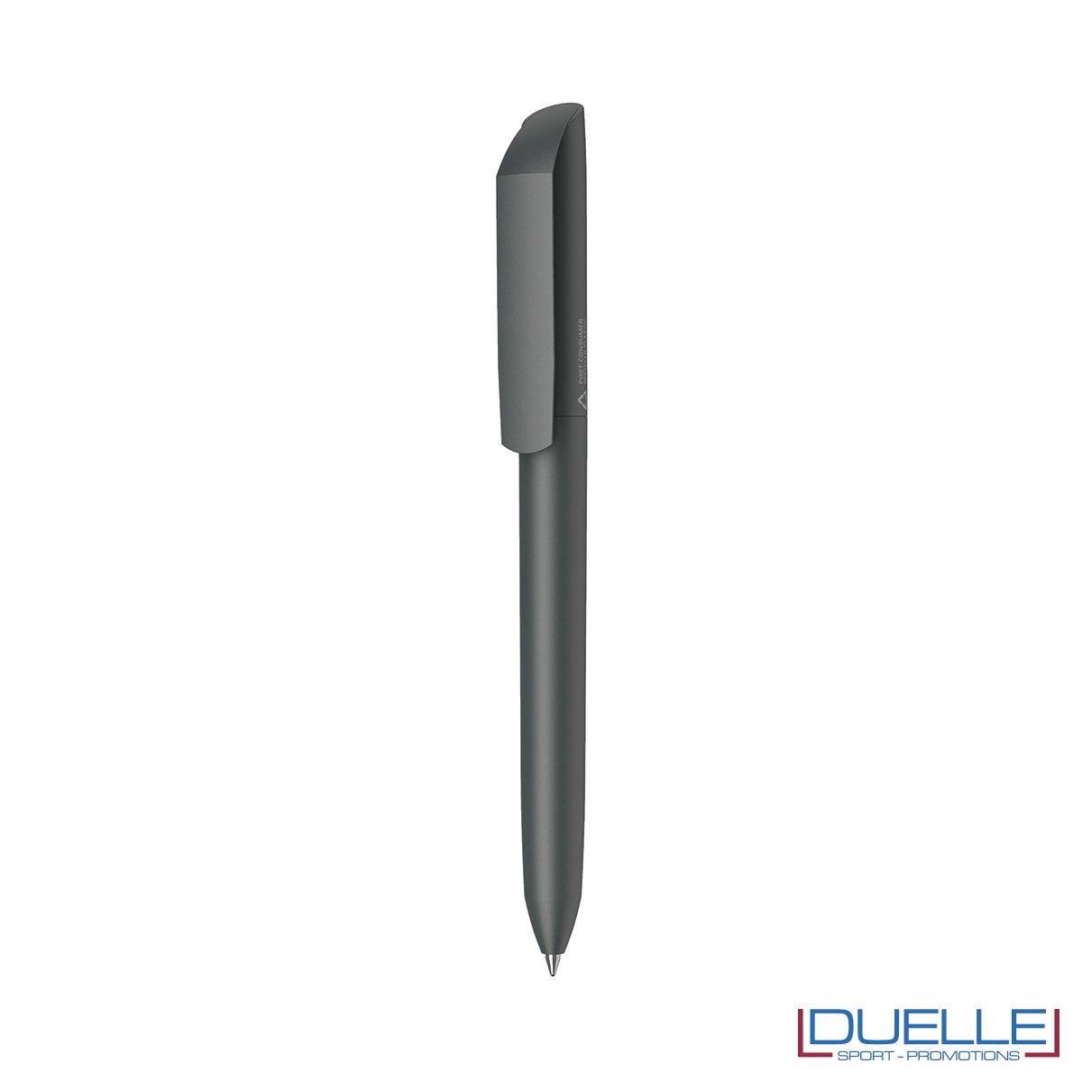 penna flow ecologica personalizzata colore nero
