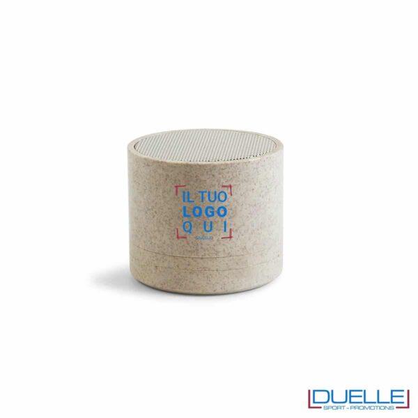 Cassa in fibra di grano e ABS personalizzato