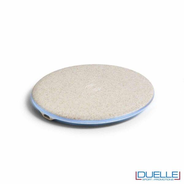 Carica batterie a induzione in fibra di grano personalizzato