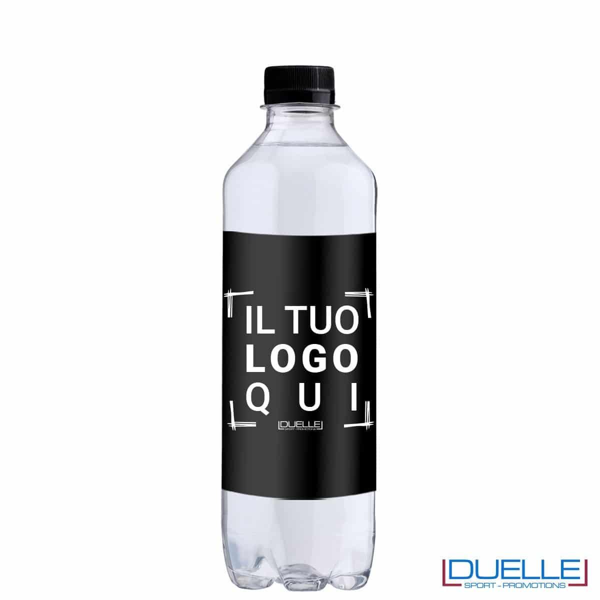 bottiglia d'acqua in r-pet eprsonalizzata