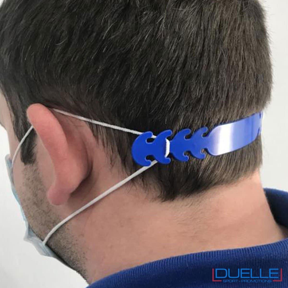 Cinturini adattatori mascherine colorati personalizzati con stampe