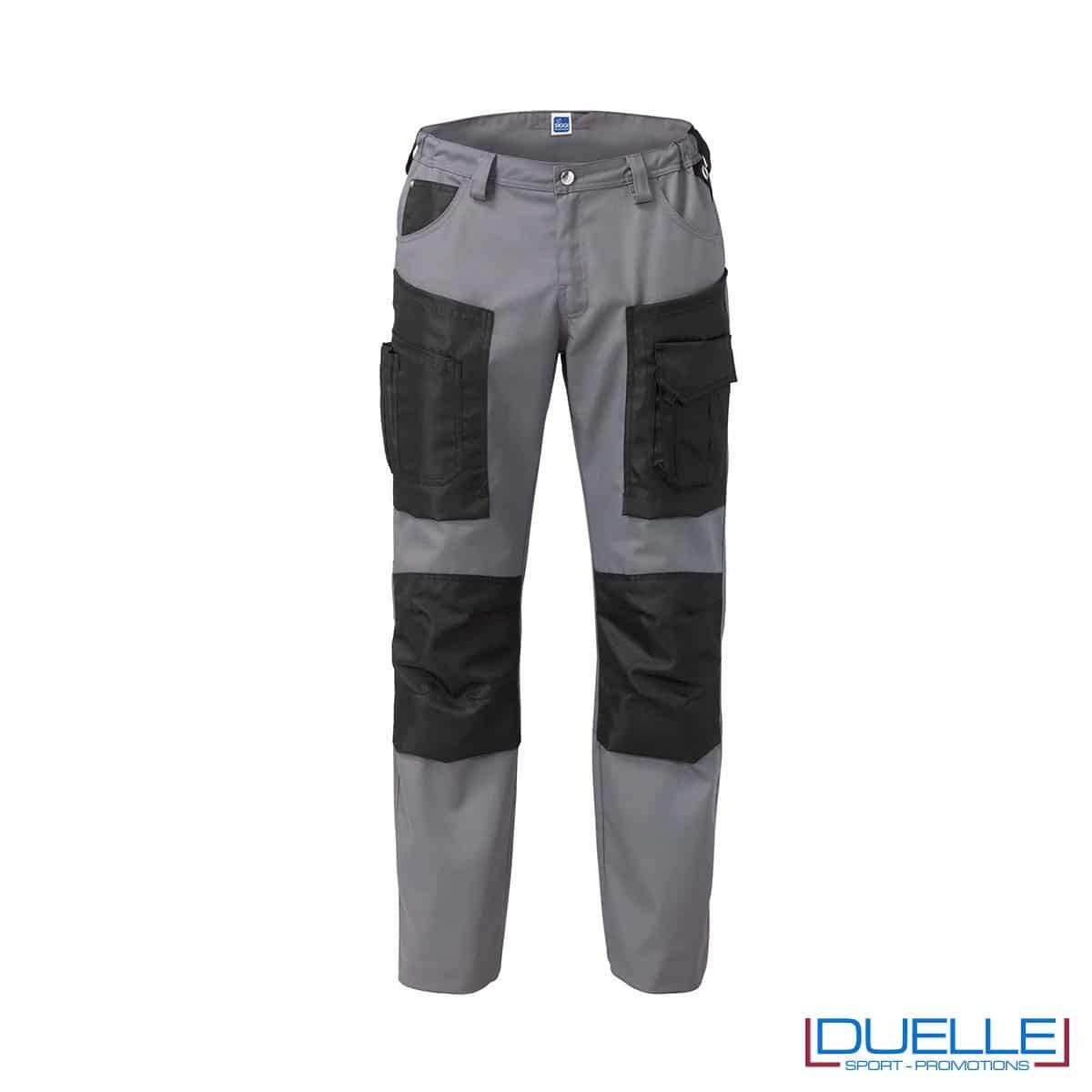 Pantalone hammer siggi personalizzato in colore grigio