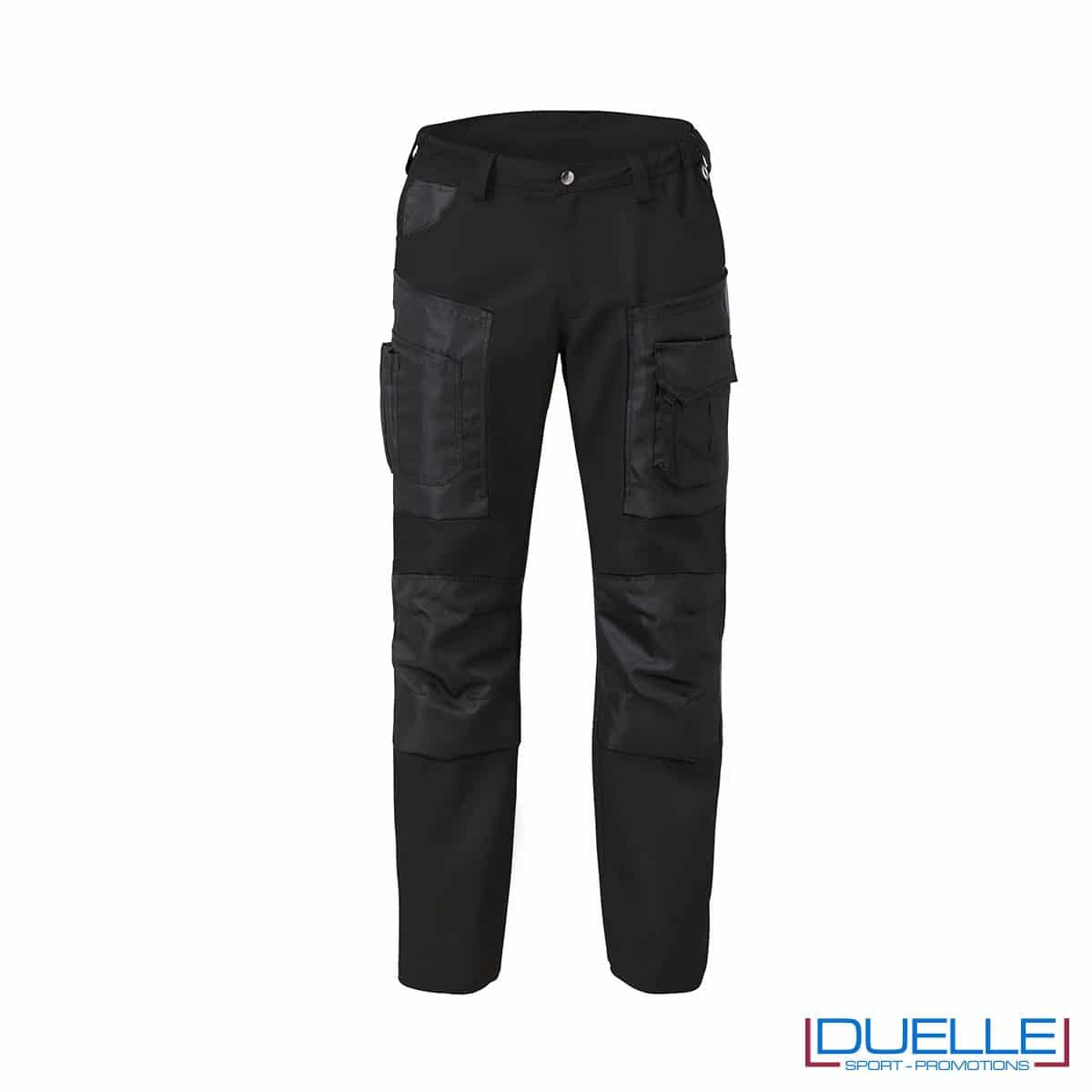 Pantalone lavoro personalizzato nero HAMMER