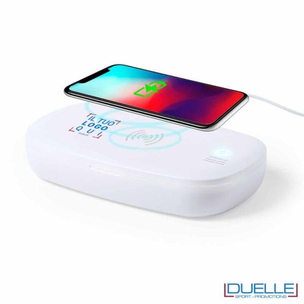 Box sterilizzatore UV con caricabatterie
