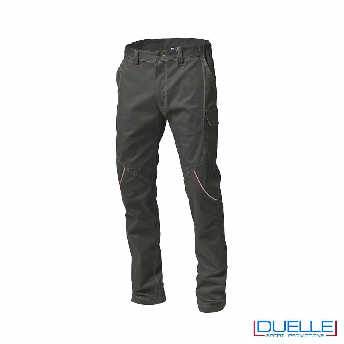 Pantaloni da lavoro lunghi personalizzabili grigi SIGGI