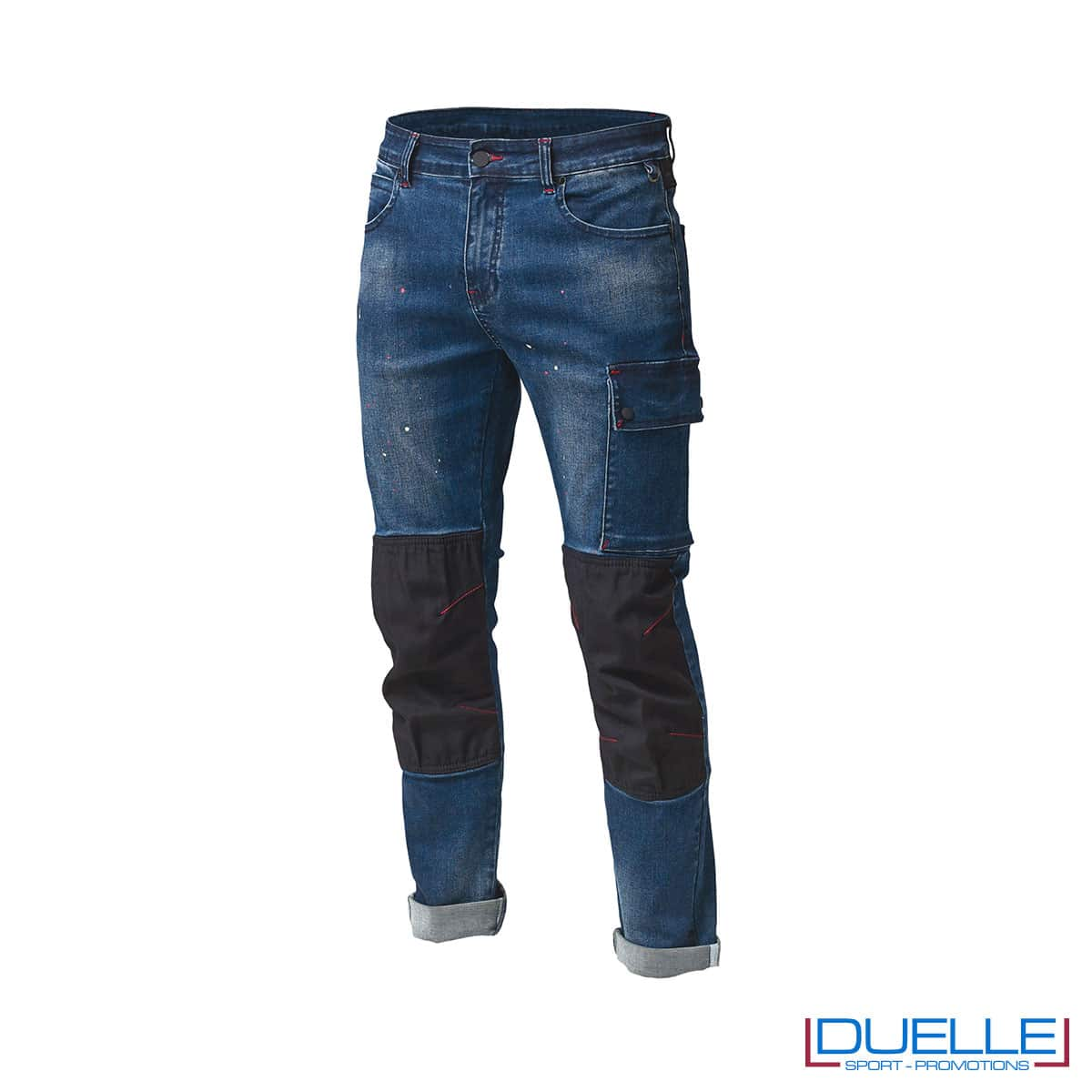 Pantalone da lavoro in jeans SIGGI